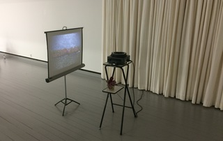 "Exhibition view of ""The Archive – Documents, Objects and Desires"", group show with MFA Students from Malmo Art Academy, Inter Arts Center, Malmö, Sweden, March 2016"